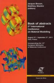 Vente livre :  Book of abstracts  - Jacques Besson - Matthieu Maziere