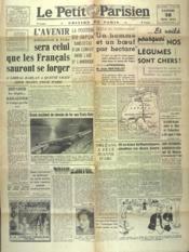 Petit Parisien Edition De Paris (Le) du 10/05/1941 - Couverture - Format classique