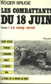 Les Combattants Du 18 Juin. En 2 Tomes. - Couverture - Format classique