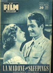 Film Complet N° 537 - La Madone Des Sleppings - Couverture - Format classique
