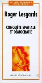 Conquete Spaciale Et Democratie - Couverture - Format classique