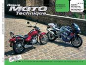 Rmt 110.2 Kawa Bn125 (97/98)/Suzuki Gsxr 600 (97/00) - Couverture - Format classique