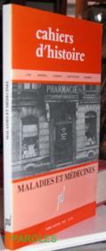 Maladies Et Medecines - Couverture - Format classique