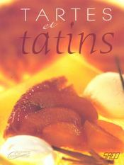 Tartes et tatins - Intérieur - Format classique