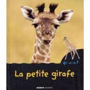 La Petite Girafe - Couverture - Format classique