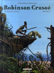 Robinson Crusoé t.2 - Intérieur - Format classique