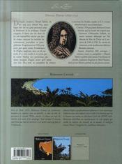 Robinson Crusoé t.2 - 4ème de couverture - Format classique