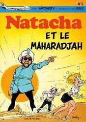 Natacha t.2 ; Natacha et le maharadjah - Intérieur - Format classique