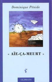 Aie-Ca-Meurt - Intérieur - Format classique