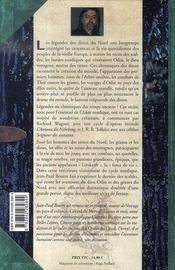 Le crepuscule des dieux et autres histoires - 4ème de couverture - Format classique