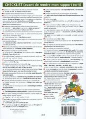 Petit Guide T.40 ; L'Anglais T.1 ; L'Essentiel - 4ème de couverture - Format classique