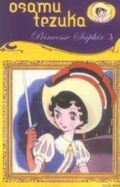 Princesse saphir *tome 3* - Intérieur - Format classique