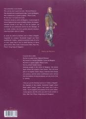 Le Cyrano De Maurice Corda Et Autres Personnages - 4ème de couverture - Format classique