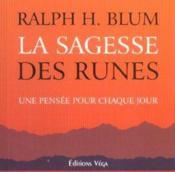 Sagesse Des Runes - Couverture - Format classique