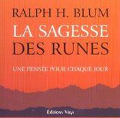 Sagesse Des Runes - Intérieur - Format classique