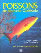 Poissons de Nouvelle-Calédonie - Intérieur - Format classique
