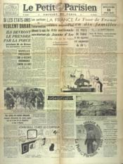 Petit Parisien Edition De Paris (Le) du 11/05/1941 - Couverture - Format classique