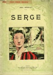 Serge. Collection Modern Bibliotheque. - Couverture - Format classique