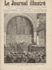 Journal Illustre (Le) N°33 du 17/08/1879 - Couverture - Format classique