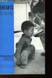 Enfants D'Asie - Couverture - Format classique