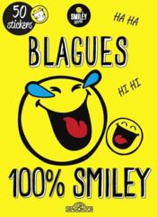 Vente livre :  Smileyworld ; blagues 100% smiley  - Collectif