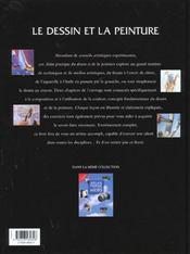 Le Dessin Et La Peinture - 4ème de couverture - Format classique