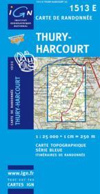 Thury-Harcourt - Couverture - Format classique