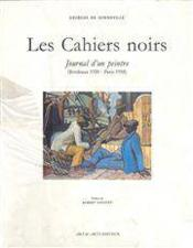 Cahiers Noirs (Les) - Couverture - Format classique