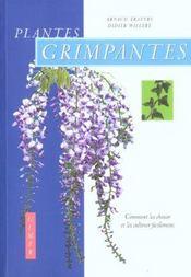 Plantes Grimpantes - Intérieur - Format classique