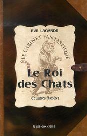 Le roi des chats et autres histoires - Intérieur - Format classique