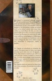 Le roi des chats et autres histoires - 4ème de couverture - Format classique