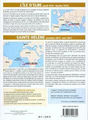 Napoléon - 4ème de couverture - Format classique