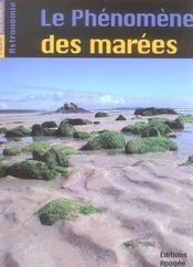 Le Phenomene Des Marees - Intérieur - Format classique