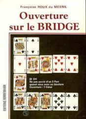 Ouverture Sur Le Bridge - Couverture - Format classique