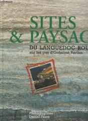 Sites Et Paysages Du Languedoc Roussillon - Couverture - Format classique