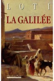 Galilee (La) - Couverture - Format classique