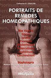 Portraits De Remedes Homeopathiques T.2 - Couverture - Format classique