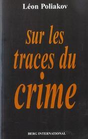 Sur Les Traces Du Crime - Intérieur - Format classique