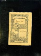 Candide. - Couverture - Format classique