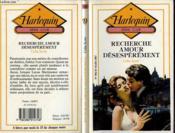 Recherche Amour Deseperement - Starfire - Couverture - Format classique