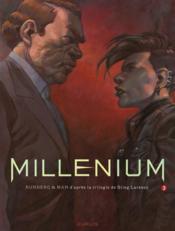 Millenium t.3 - Couverture - Format classique