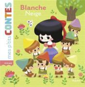 Blanche-Neige - Couverture - Format classique