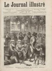Journal Illustre (Le) N°34 du 24/08/1879 - Couverture - Format classique