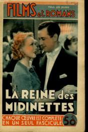 Films Et Romans - La Reine Des Midinettes - 2eme Annee - N°45 - Couverture - Format classique