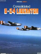 Consolidated B-24 Liberator - Couverture - Format classique