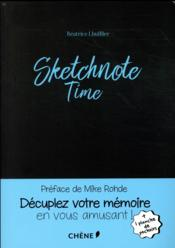 Vente  Sketchnote time  - Beatrice Lhuillier