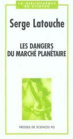 Les Dangers Du Marche Planetaire - Intérieur - Format classique