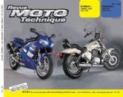 Rmt 112.2 Kymco 125/Yamaha R1 - Couverture - Format classique