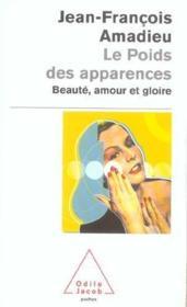 Le Poids Des Apparences - Couverture - Format classique