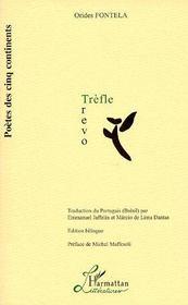 Trèfle-trevo - Couverture - Format classique